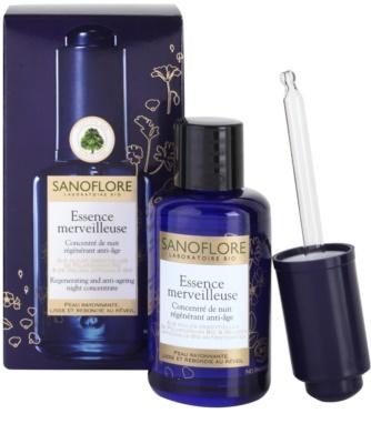 Sanoflore Merveilleuse pielęgnacja na noc przeciw zmarszczkom 1