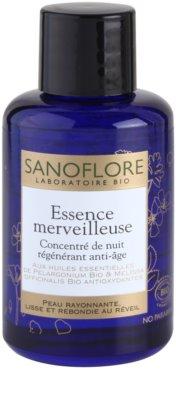 Sanoflore Merveilleuse pielęgnacja na noc przeciw zmarszczkom