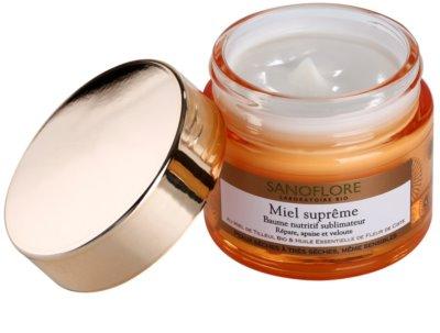 Sanoflore Miel Supreme Visage balsam hranitor uscata si foarte uscata 1
