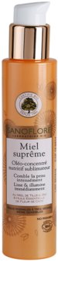 Sanoflore Miel Supreme Visage tápláló szérum az élénk és kisimított arcbőrért