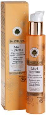 Sanoflore Miel Supreme Visage vyživující sérum pro rozjasnění a vyhlazení pleti 2