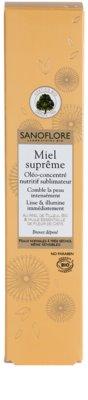Sanoflore Miel Supreme Visage vyživující sérum pro rozjasnění a vyhlazení pleti 3