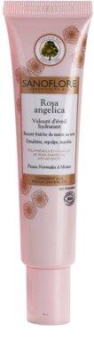 Sanoflore Rosa Angelica crema hidratante iluminadora para pieles normales y mixtas