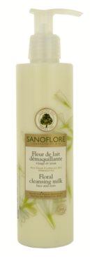 Sanoflore Toilette lapte pentru curatare