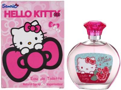 Sanrio Hello Kitty Eau de Toilette für Kinder