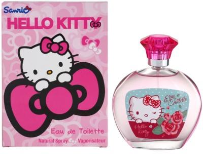 Sanrio Hello Kitty eau de toilette para niños