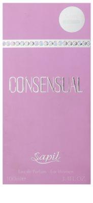Sapil Consensual парфумована вода для жінок 4