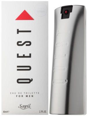 Sapil Quest Eau de Toilette for Men