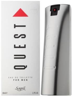 Sapil Quest Eau de Toilette pentru barbati