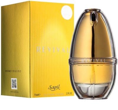Sapil Revival парфумована вода для жінок 1