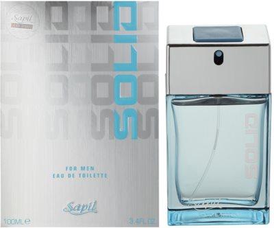 Sapil Solid toaletní voda pro muže