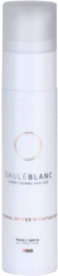 Saulé Blanc Face Care crema de fata hidratanta cu apa termala