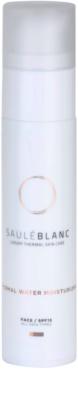 Saulé Blanc Face Care nawilżający krem do twarzy z wodą termalną