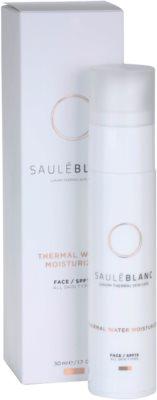Saulé Blanc Face Care crema facial hidratante con agua termal 3