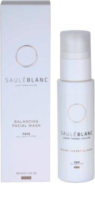 Saulé Blanc Face Care harmonisierendes Reinigungsgel für alle Hauttypen 2