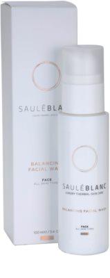 Saulé Blanc Face Care harmonisierendes Reinigungsgel für alle Hauttypen 3