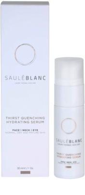 Saulé Blanc Face Care ser hidratant pentru ten matur 2
