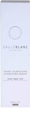 Saulé Blanc Face Care ser hidratant pentru ten matur 4