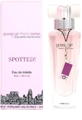 ScentStory Gossip Girl Spotted! Eau de Toilette para mulheres
