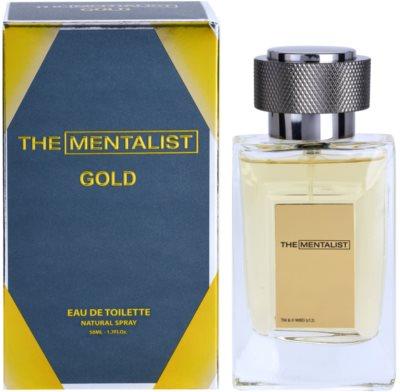 ScentStory The Mentalist Gold eau de toilette férfiaknak