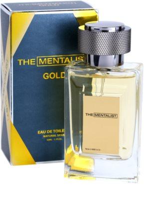 ScentStory The Mentalist Gold eau de toilette férfiaknak 1