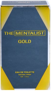 ScentStory The Mentalist Gold eau de toilette férfiaknak 4