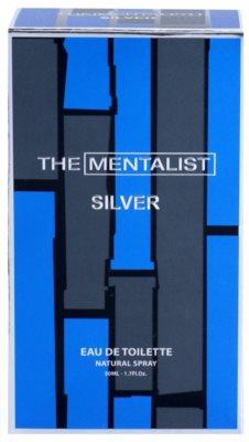 ScentStory The Mentalist Silver Eau de Toilette für Herren 4