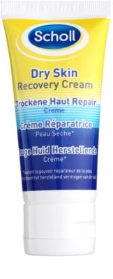 Scholl Dry Skin intensive, hydratisierende Creme für Füssen