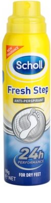 Scholl Fresh Step antiperspirant za noge 1