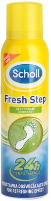 Scholl Fresh Step desodorizante para pernas