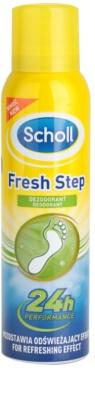 Scholl Fresh Step дезодорант для ніг