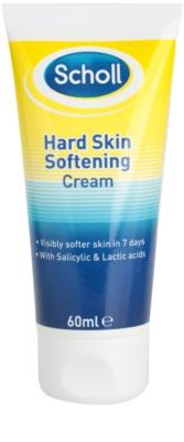 Scholl Hard Skin crema de noapte pentru inmuierea pielii intarite