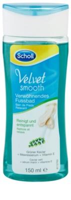 Scholl Velvet Smooth fuß-Bad