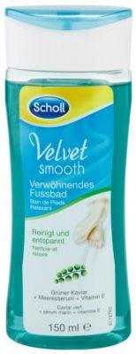 Scholl Velvet Smooth kopel za noge