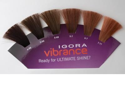 Schwarzkopf Professional IGORA Vibrance culoare par 2