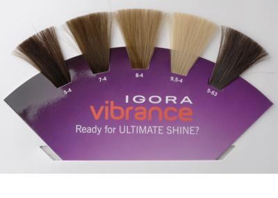 Schwarzkopf Professional IGORA Vibrance culoare par 3