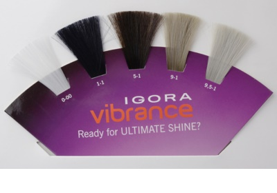 Schwarzkopf Professional IGORA Vibrance culoare par 4