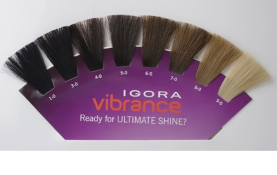 Schwarzkopf Professional IGORA Vibrance culoare par 5