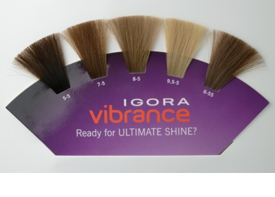 Schwarzkopf Professional IGORA Vibrance barva za lase 7