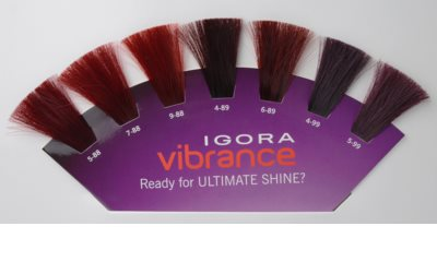 Schwarzkopf Professional IGORA Vibrance culoare par 8