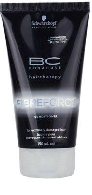 Schwarzkopf Professional BC Bonacure Fibreforce balsam pentru par foarte deteriorat