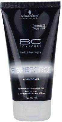 Schwarzkopf Professional BC Bonacure Fibreforce odżywka do włosów ekstremalnie zniszczonych