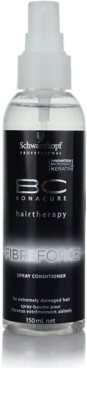Schwarzkopf Professional BC Bonacure Fibreforce conditioner Spray Leave-in pentru par foarte deteriorat 1