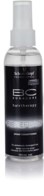 Schwarzkopf Professional BC Bonacure Fibreforce conditioner Spray Leave-in pentru par foarte deteriorat