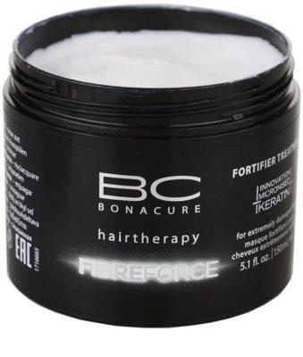 Schwarzkopf Professional BC Bonacure Fibreforce máscara para cabelo extremamente danificado 1