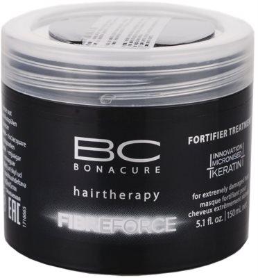 Schwarzkopf Professional BC Bonacure Fibreforce máscara para cabelo extremamente danificado