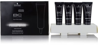 Schwarzkopf Professional BC Bonacure Fibreforce tratamento para cabelo extremamente danificado