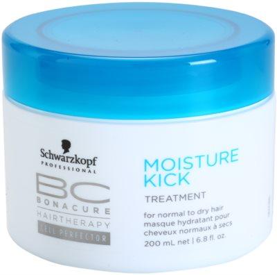 Schwarzkopf Professional BC Bonacure Moisture Kick máscara hidratante para cabelo normal a seco