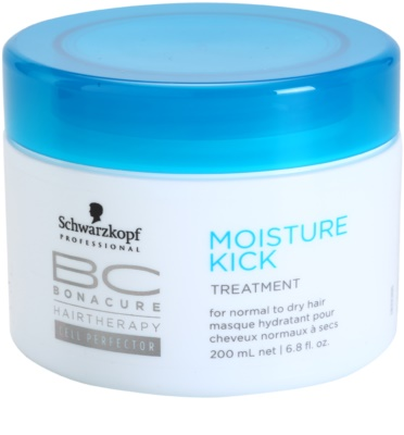 Schwarzkopf Professional BC Bonacure Moisture Kick vlažilna maska za normalne do suhe lase