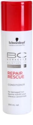 Schwarzkopf Professional BC Bonacure Repair Rescue acondicionador regenerador para cabello maltratado o dañado